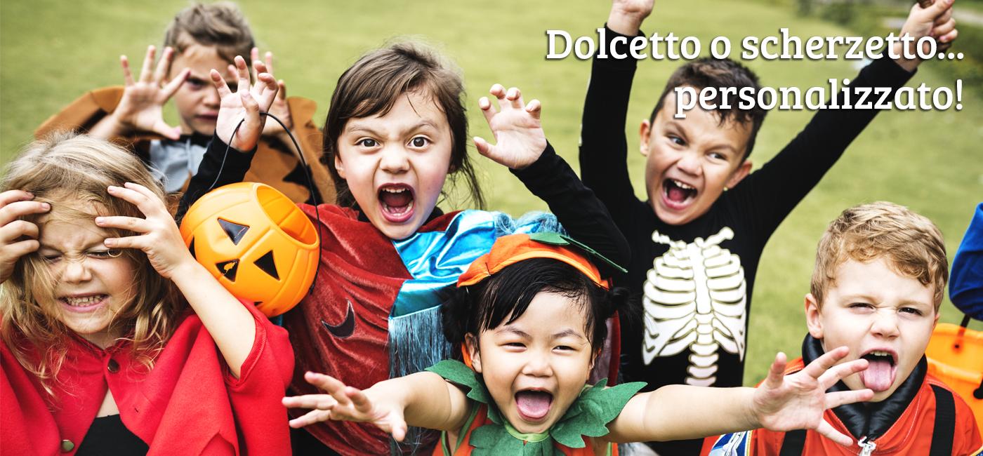 Halloween personalizzato