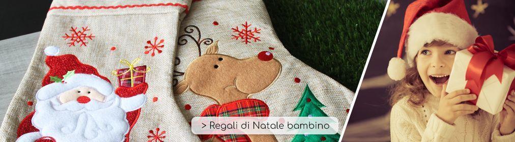 Regalo di Natale bambino