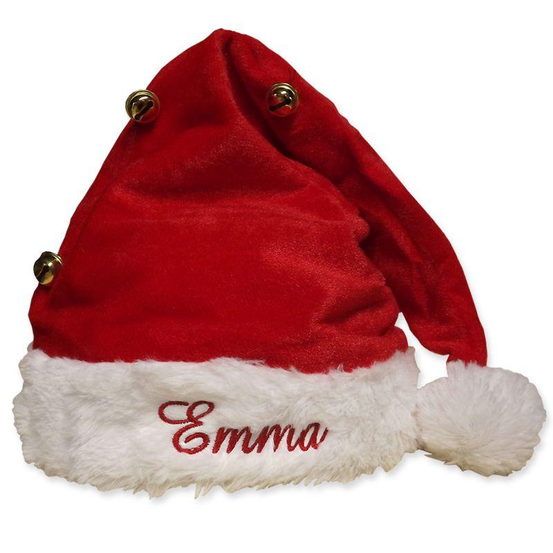 Cappello babbo Natale con campanellini - idea regalo originale ... 76454533674e