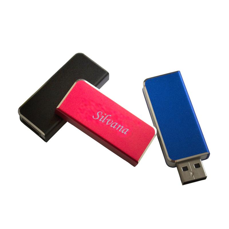Chiavetta USB 8GB tascabile personalizzata