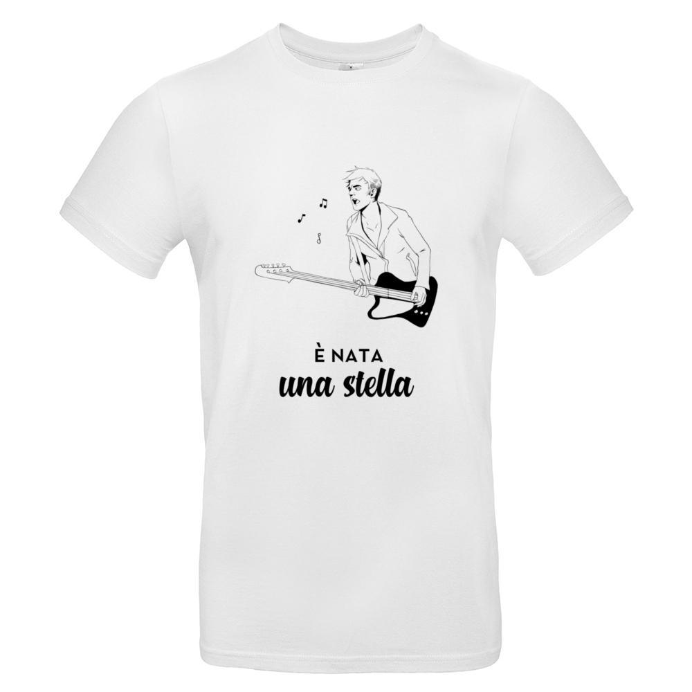 T-shirt uomo personalizzata I Caratteri