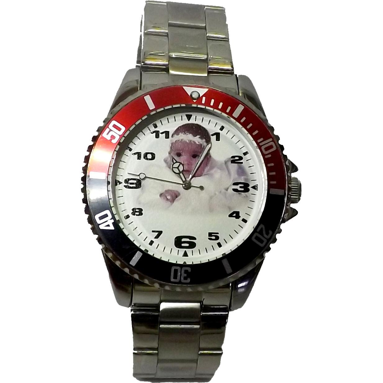 orologio da polso con foto tokyo idea regalo originale