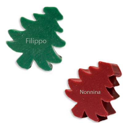 Saponetta di natale personalizzata idee regalo originale for Regalo di natale originale
